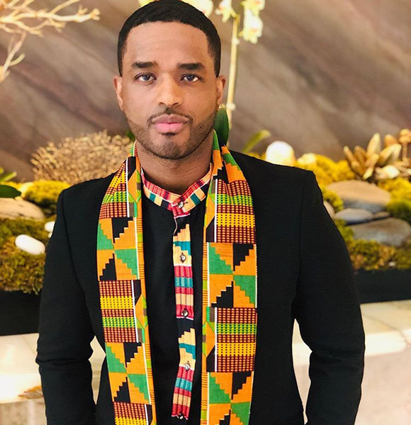 Who Is Larenz Tate Wife? Details On Married Life & Kids