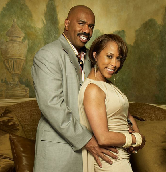 Marcia Harvey Faced Divorce After Husband Steve Harvey; What Caused The Married Life To Fall Apart?