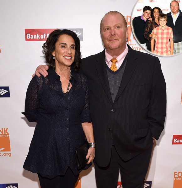 Mario Batali's Content Married Life With Wife And Family That Is Also Into Cooking! Pays Restaurant Staffs For Alleged Pilferage
