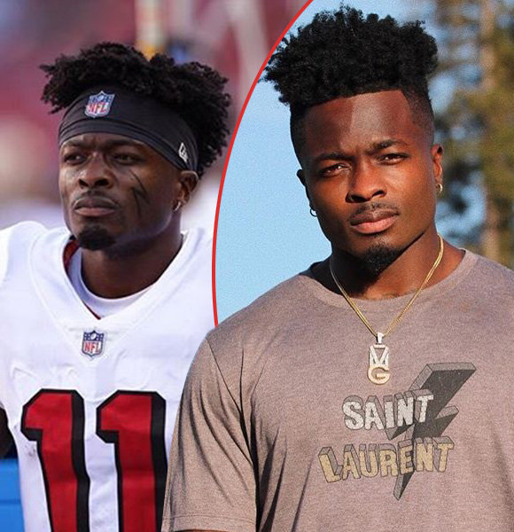 NFL Star Marquise Goodwin & Wife Expecting Baby After Loss Of Their Twins