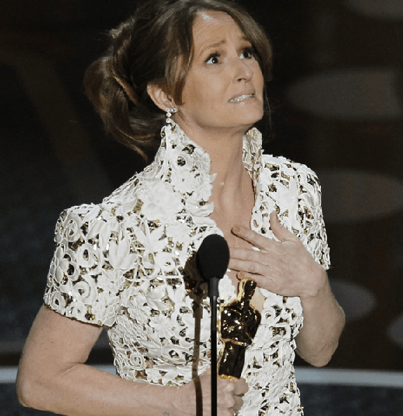 Melissa Leo Who Won Oscar Awards for The Fighter Has A Scratch in Family Life; But Parents Her Children Well