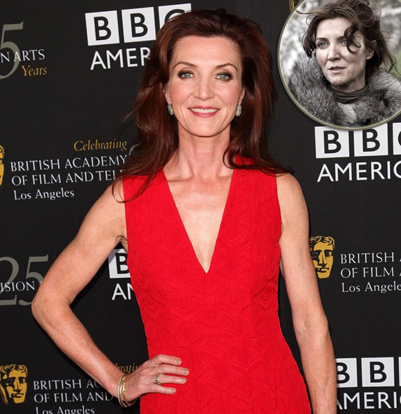 Michelle Fairley Secretly Married And Has A Husband? Gives Explicit Insight Inside Life In An Interview