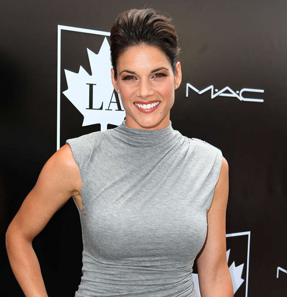 Missy Peregrym Married Status Now: Meet Canadian Actress Husband