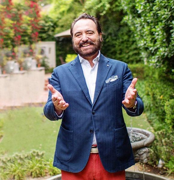 Italian-American Chef Nick Stellino Married Status & Career Insight