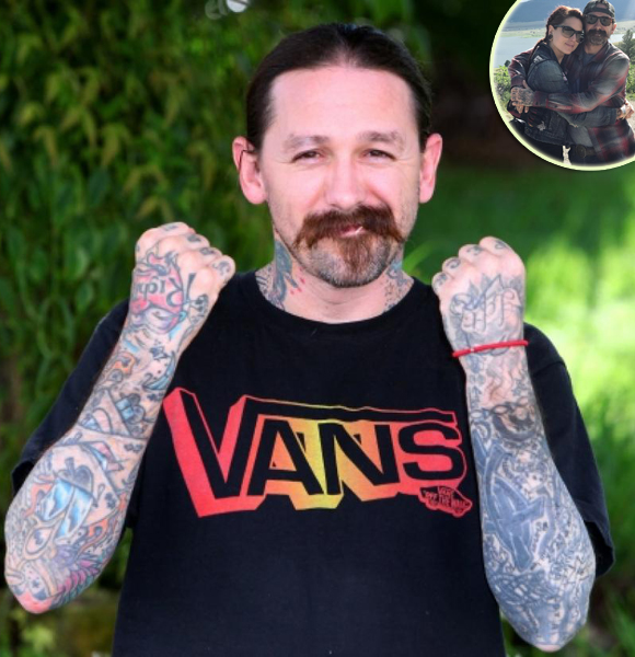 Quick Facts about Master of Tattoos Oliver Peck: A look at Wiki, Age, Girlfriend and Married Life of This Ink Master's Star