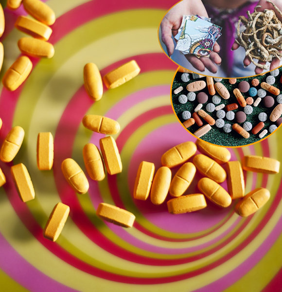 What Are Psychedelic Drugs? 5 Most Used Psychedelic Drugs And Their Effects