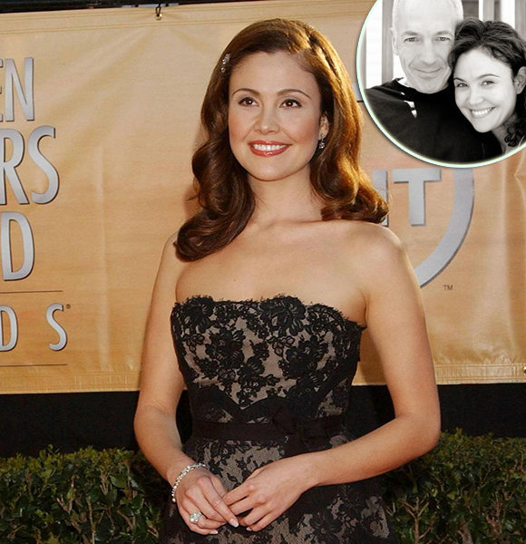 Reiko Aylesworth Is Married! Has A Husband From The Same Background