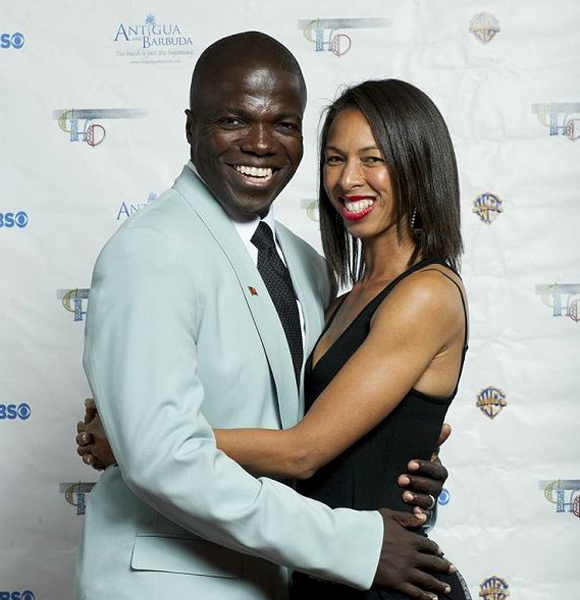 Reno Wilson Is Married And Has A Wife! Has A Family With That's Always Smiling