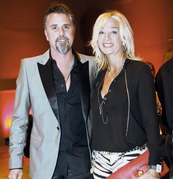 Richard Rawlings Is Now Pampering Wife After Getting Married For The