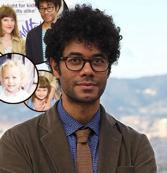 Richard Ayoade Married Life, Wife, Family, Movies, Net Worth