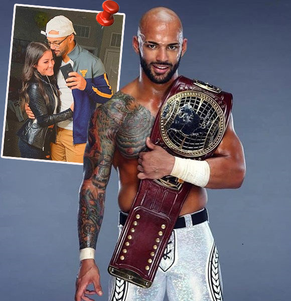 WWE Superstar Ricochet Bio, Relationship Status & Tattoo Details