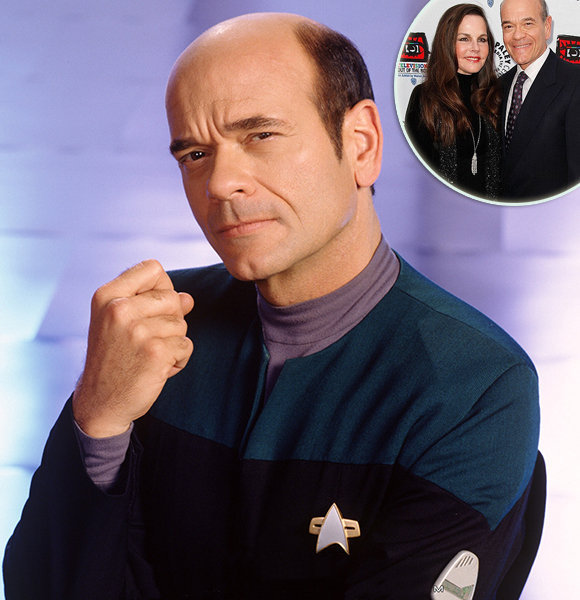 Robert Picardo In A Wrecked Married Life! Romance With Wife Meets Divorce