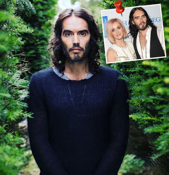 Details On Russell Brand's Wife & Children