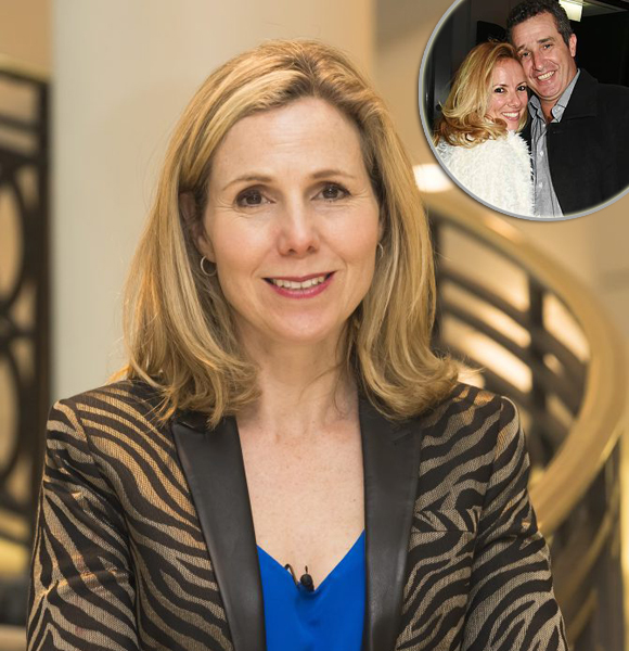 Sally Phillips Talks About Happiness And Struggles With Husband And Children Including Their Son With Down Syndrome!