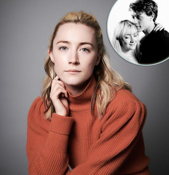 Saoirse Ronan Sounds Off On Dating Affair Amid Boyfriend Rumors