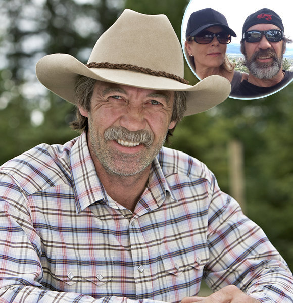 Shaun Johnston Has Both Love And Laugh In Married Life With Wife