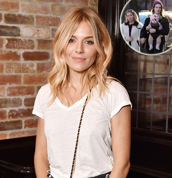 Sienna Miller Was This Close To Getting Married; But Fate Had Something Else For The Baby Mama