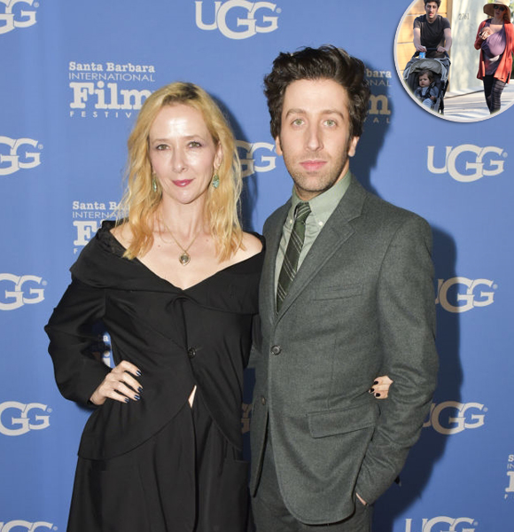 Simon Helberg And His Family Of Four With Wife! Has A Humongous Net Worth Backed By Nasty Bundle Of Salary