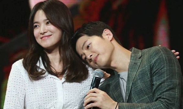 Song Hye-kyo Is Set To Get Married! Reveals Wedding ...