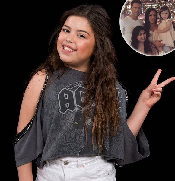 Sophia Grace: 14 y.o Singing Phenomenon who Surprised Her Parents - Now the World