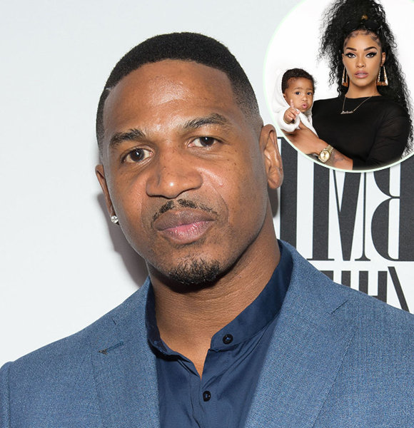 Stevie J Never Married; The Whole World Thought He Had Wife!