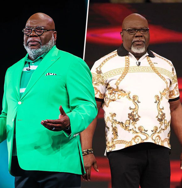 Bishop TD Jakes Net Worth In 2020 & Personal Life Facts