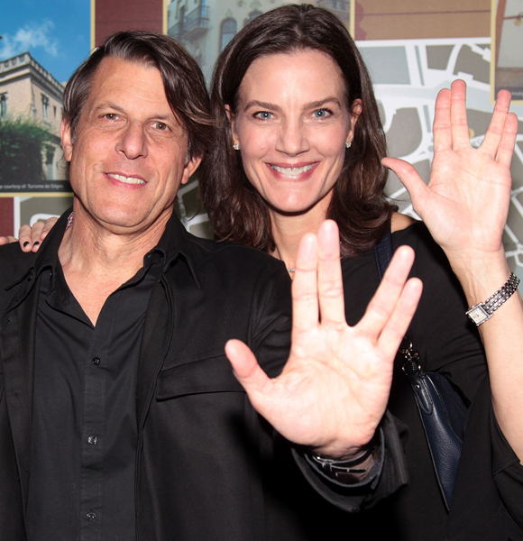 Terry Farrell Is Engaged! A Step Closer Towards Getting Married To Partner Adam Nimoy