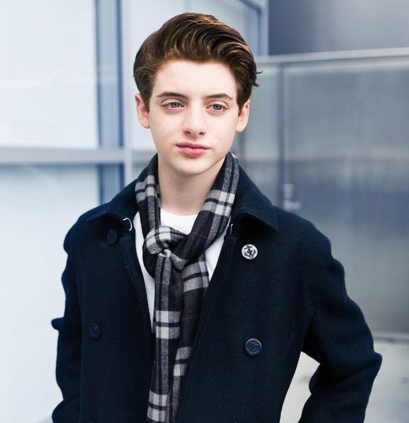 Thomas Barbusca: How Parents, His Sibling Help Him Become Actor
