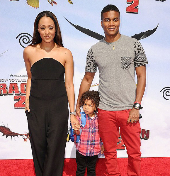 Tia Mowry Reveals How She Achieved Weight Loss With Her Diet! Also Talks How She First Met Husband