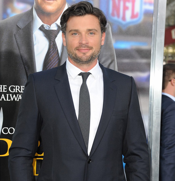 Tom Welling Joins the Cast  Of Lucifer! The Once Superman Will Now be A 2017 Cop