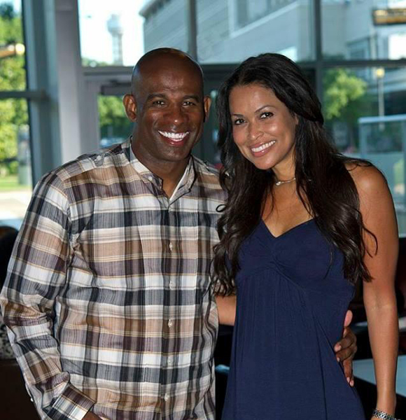 Tracey Edmonds Has A Boyfriend! Moved Towards Deion Sanders After Ending Married Life With Singer Husband