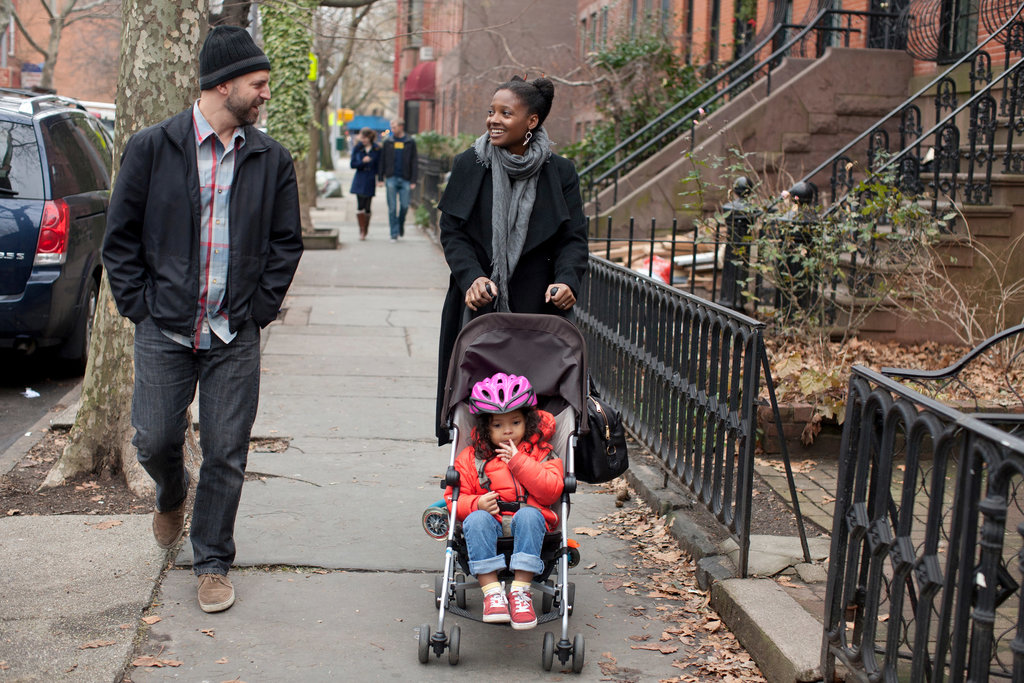 Happily married husband and wife: Raphael Allison and Tracy K. Smith living happily with kids