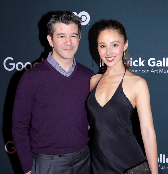 What Stopped Travis Kalanick From Turning Violin Playing Girlfriend Into A Wife? His Slacking Business?