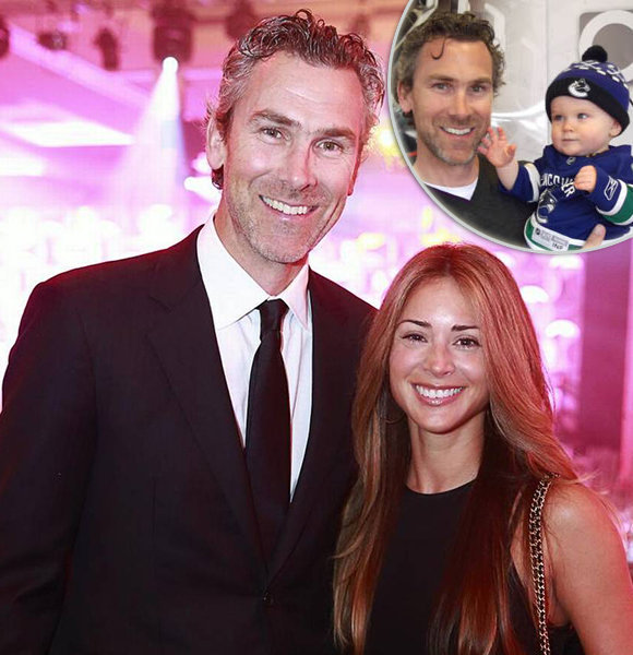 Trevor Linden Adds Son to Family; 22 Years After Being Married To Wife!