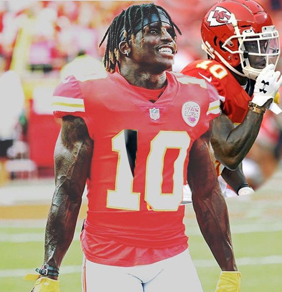 NFL Star Tyreek Hill Age, Dating Status Now, Son, Arrest