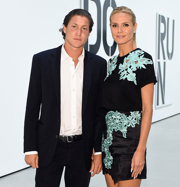 Vito Schnabel Steps Out With Girlfriend At A Concert! Ended Dating Affair With Mystery Woman he Shared a Kiss With?
