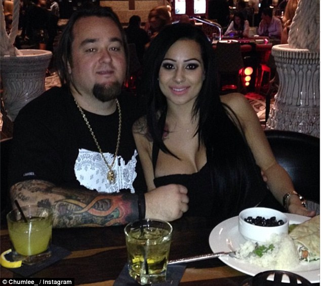 Is Chumlee Dating His Girlfriend After Getting Arrested