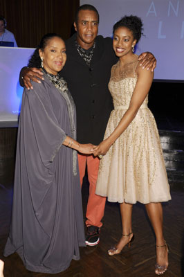 Phylicia Rashad discusses current state of sitcoms and her ... |Phylicia Rashad And Son