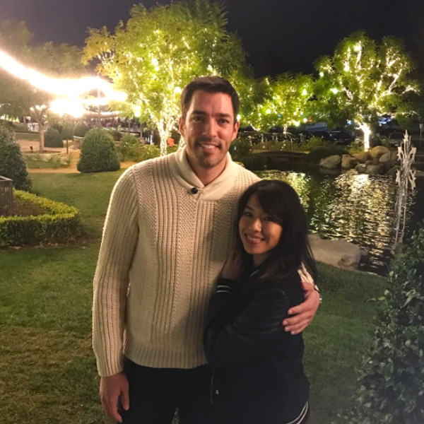 one step for love property brothers 39 drew scott proclaims engagement with his girlfriend linda phan. Black Bedroom Furniture Sets. Home Design Ideas