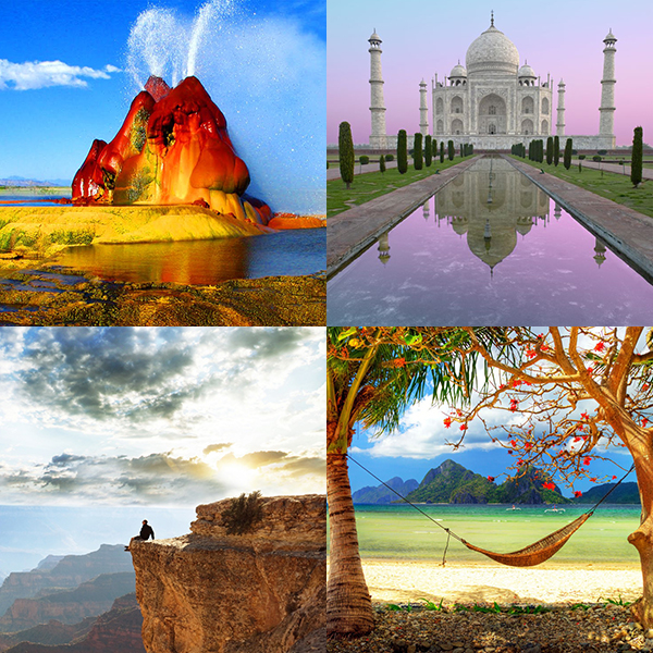 Five Wonders Of The World You Wish To Visit Before You Die