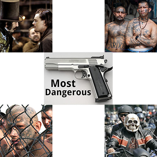 Top 5 Gangs in the USA: Famous Gangsters and Gang Names