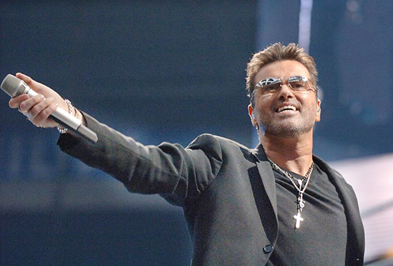 George Michael:Front Man of the Wham!