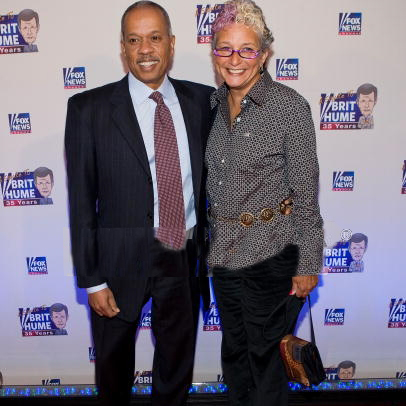 Fox News' Juan Williams Leave The Five!! 43 Years of Marriage with Wife