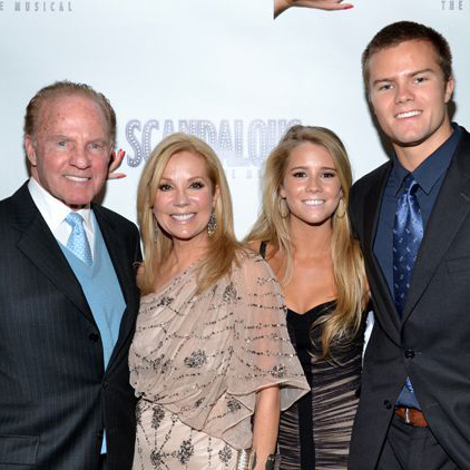Kathie Lee Gifford got Married twice. Do you know who her Husbands were? Children: Son and a Daughter