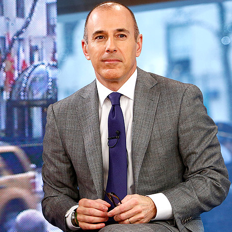 NBC's Matt Lauer Family life: Affairs, Wife, and Divorce