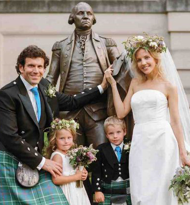 Michelle Kosinski Married a Widower at a Historic Mansion in 2014: Who is Her Husband?