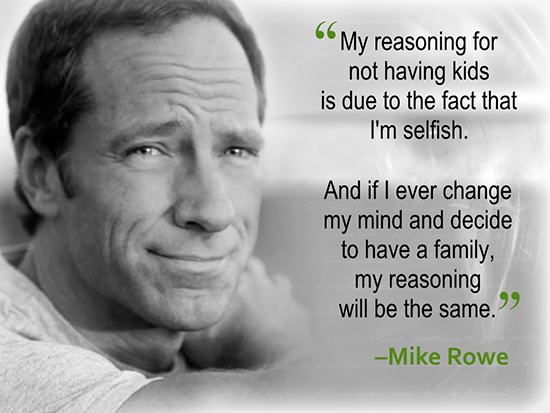 Mike Rowe's Splendid Net Worth: No One To Share With; Wife