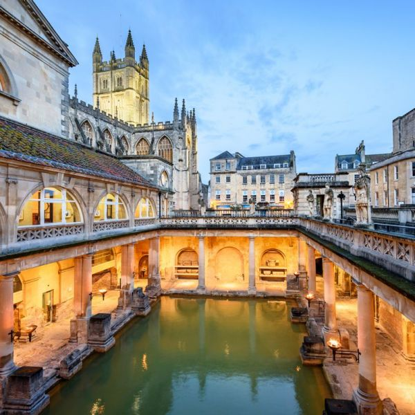 Roman Bath Spa Package