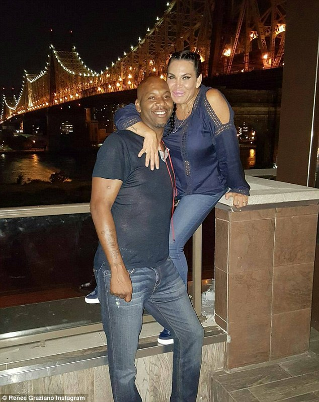 mob wives dating rapper Renee graziano young, married, husband, divorce, boyfriend, net worth she has played two television reality shows mob wives and celebrity big she was also found romancing with the young 24-year-old rapper.