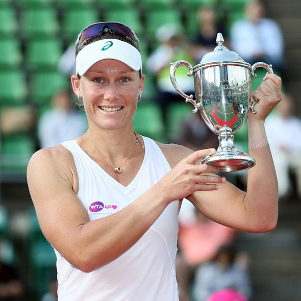 Samantha Stosur's Struggles To Continue Her Success For career high ranking